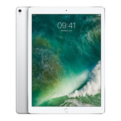 iPad Pro 12.9 Inch Wi Fi Cellular 256GB 2nd Gen Silver