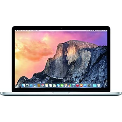 MacBook Pro Core i7 2.5 15 16GB 512GB SSD Mid 2015 DG