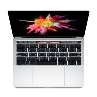 MacBook Pro Core i7 3.5GHz 13 8GB 512GB SSD Silver Touch Mid 2017
