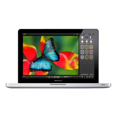 MacBook Pro Core i7 2.5GHz 15 4GB 750GB HDD Late 2011