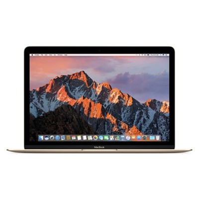MacBook Core M 1.3GHz 12 8GB 256GB SSD Gold Early 2015