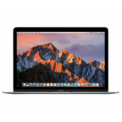 MacBook Core m3 1.2GHz 12 8GB 256GB SSD Space Grey Mid 2017